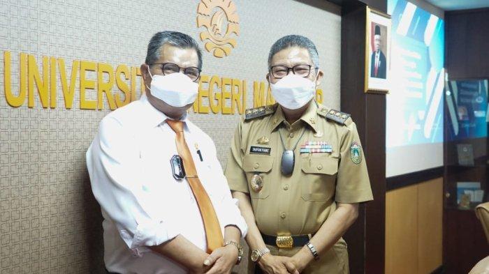 Taufan Pawe Hadiri Rakor Pelaksanaan SKD CPNS Kemdikbudristek Titik Lokasi Mandiri Sulsel