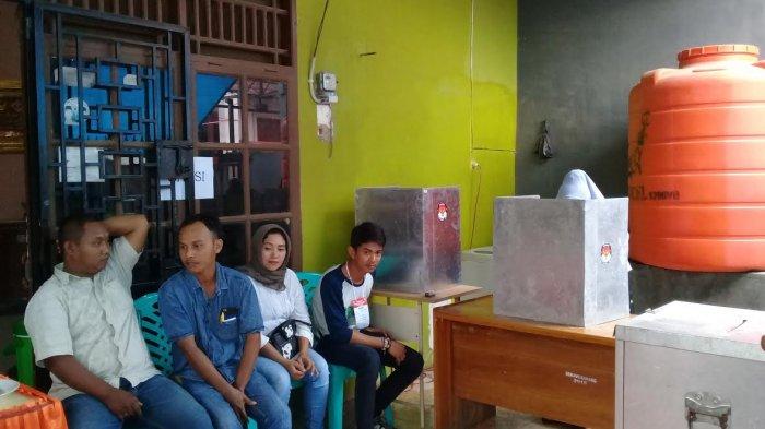 Nurdin Abdullah Menang di 2 TPS Kelurahan Bontokio Pangkep, Kalah di TPS Ini