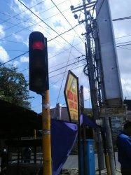 Tolong Perbaiki Traffic Light Bermasalah di Makassar