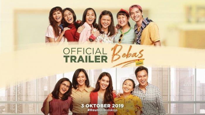 Diadaptasi dari Film Korea Sunny, Ini Sinopsis dan Trailer Film Bebas, Tayang 3 Oktober 2019