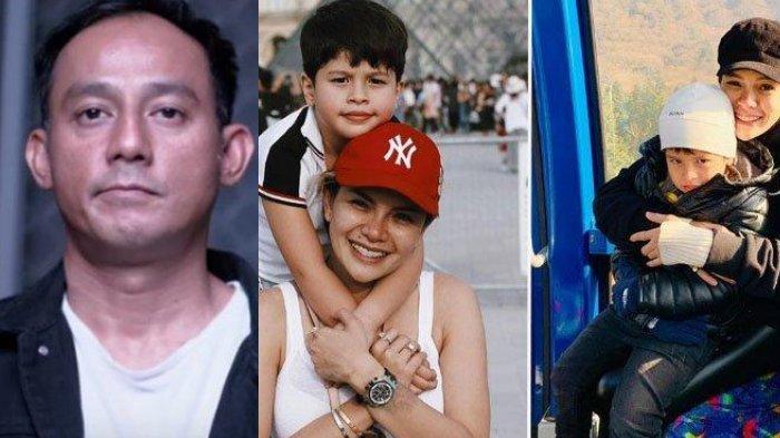 Trauma Azka Anak Nikita Mirzani Dikurung Dipo Latief di Kamar Mandi Diungkap Seteru Sajad Ukra Itu