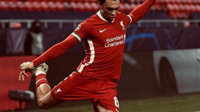 Pemain Liverpool Trent Alexander-Arnold Terancam Dicoret, Pelatih Inggris Pilih Bek Kanan Bertrofi