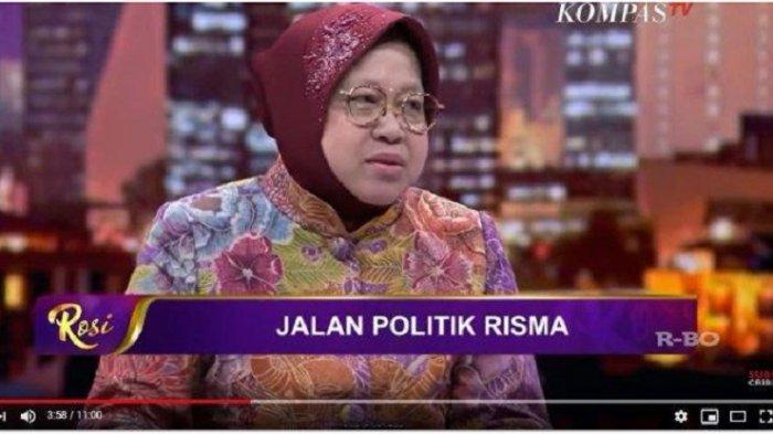 Jawaban Risma Ditanya Pilih Jadi Gubernur Jakarta atau Menteri Pengganti di Kabinet Jokowi