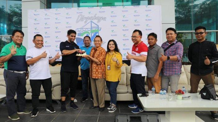 HUT ke-27 PT Pelindo IV Dimeriahkan Pertandingan Olahraga Antarkaryawan