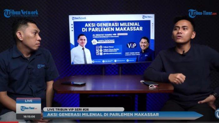 Legislator Muda Makassar Al Hidayat Samsu Usulkan Sumbang Gaji untuk Penanganan Pandemi