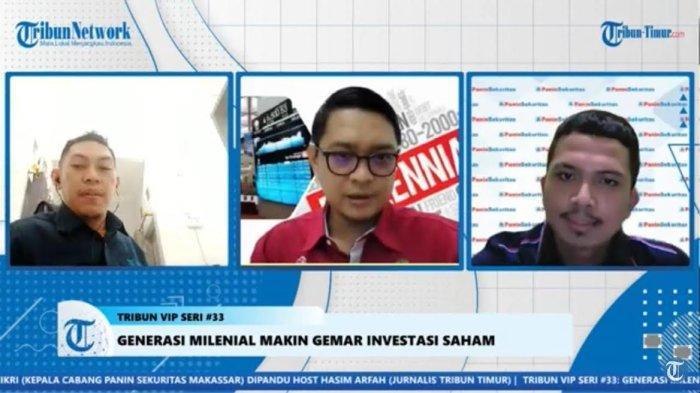 Cari Investasi Pasar Modal Aman? Kacab Panin Sekuritas Makassar Sarankan Reksadana