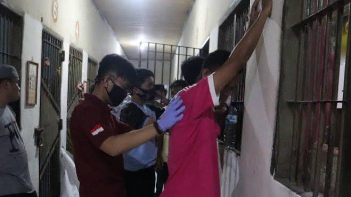 LPKA Maros Lakukan Penggeledahan di Blok Hunian, Temukan Gunting hingga Botol Parfum