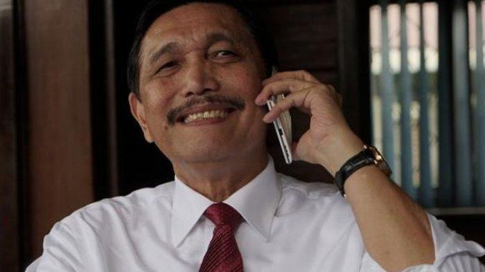 Luhut Apresiasi Langkah Gubernur Sulsel Karantina OTG Corona di Hotel Berbintang