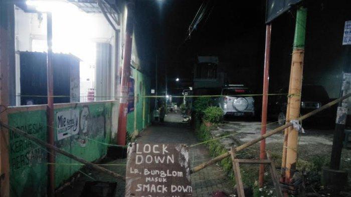 Lorong Bunglom Viral, 'Masuk Lorong Smack Down'