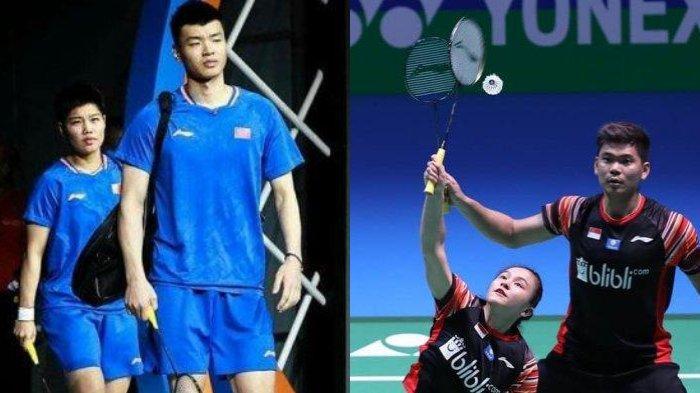 Tumbangkan Unggulan ke-2 China, Praveen/Melati Melesat ke Semifinal All England 2020
