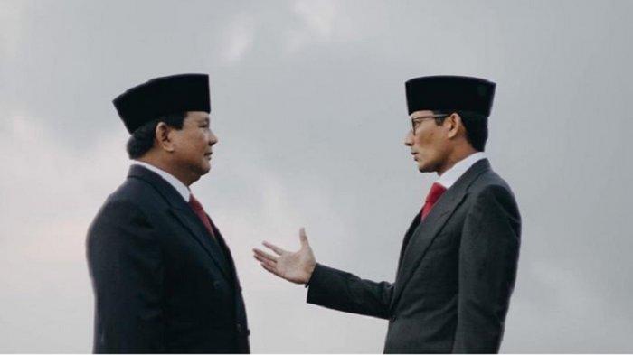 Ini Daftar Tuntutan Prabowo-Sandi di Mahkamah Konstitusi Tak Sempat Dibaca Karena Waktu