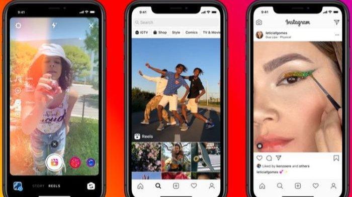 Tutorial Pakai Fitur Reels dan Instagram Music, Fitur Baru Mirip Aplikasi TikTok
