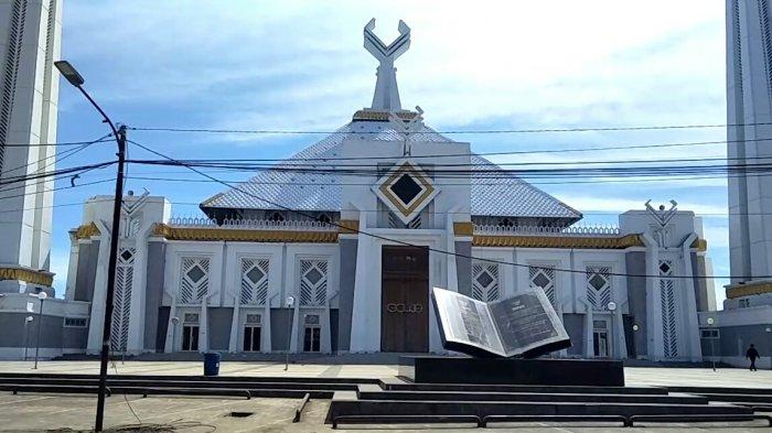 Masjid Agung Syekh Yusuf Gowa Siap Tampung 15 Ribu Jamaah Salat Idulfitri