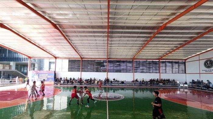 UC Makassar Basketball Exhibition Terapkan Protokol Kesehatan Secara Ketat