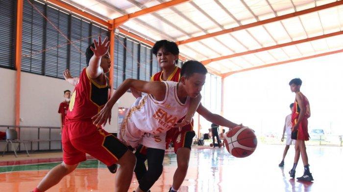 Hasil Pertandingan Hari Pertama UC Makassar Basketball Exhibition