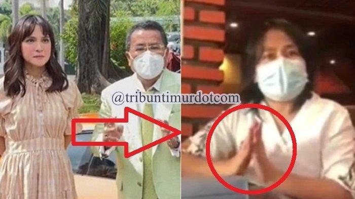 Ucapan Minta Maaf Laura Aprilya Bakkara Perawat Manado ke Shandy Aulia Bikin Netizen Geram,Cek Video