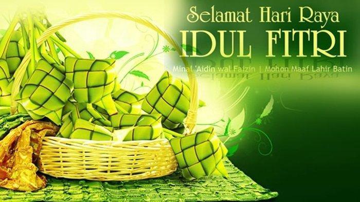 35 Kumpulan Ucapan Selamat Idul Fitri 2020, Kirim via WhatsApp, Facebook, Instagram, Twitter