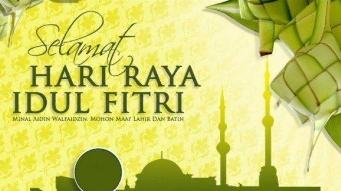 Kumpulan Ucapan Selamat Hari Raya Idul Fitri / Lebaran 2019 Lengkap Bahasa Arab, Inggris, Indonesia