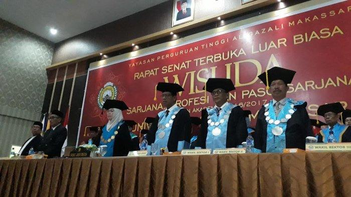 UIM Gelar Wisuda, FIK Paling Banyak Luluskan Alumni