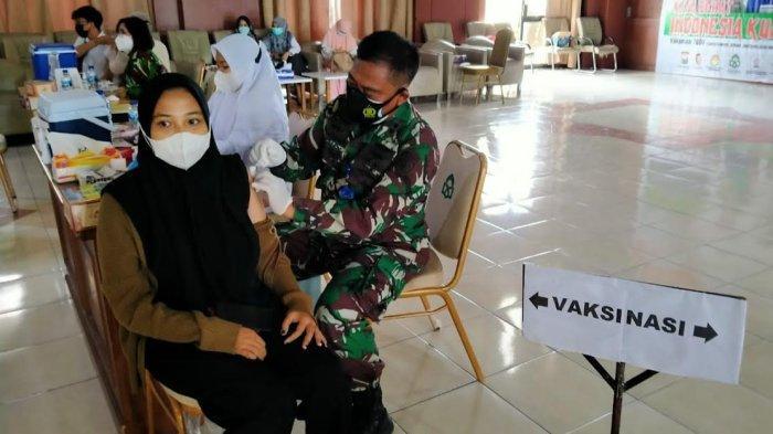 Persiapan Kuliah Tatap Muka, UIN Alauddin Makassar Gelar Vaksinasi Covid-19