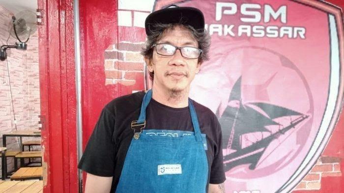Calon Striker PSM Anco Jansen Tiba di Makassar, Daeng Uki: Semoga Bisa Berikan yang Terbaik