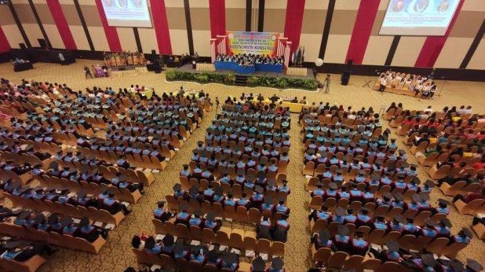 UKI Paulus Naik Peringkat di Klasterisasi Perguruan Tinggi Nasional