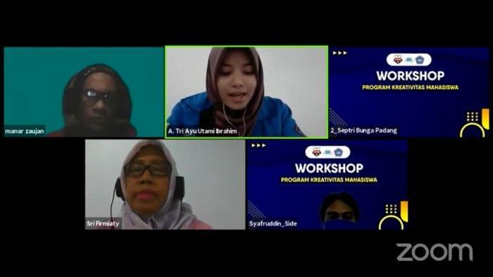 Hadapi Pimnas 2021, UKM Litimasi Unibos Gelar Workshop Penulisan Proposal