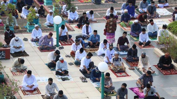 Dengan Penerapan Prokes, Salat Iduladha di Bulukumba Boleh di Masjid dan Lapangan