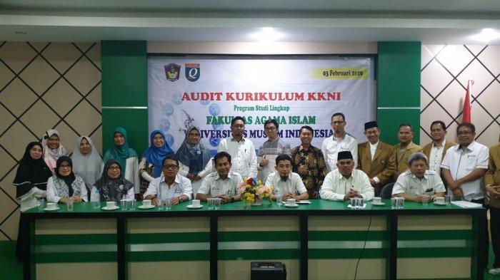 Fakultas Agama Islam UMI Gelar Audit Dikti Berbasis KKNI