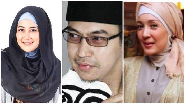 Umi Pipik Singgung Poligami, Dulu Mantan 'Pacar' Henidar Amroe Menangis Kehilangan Ustad Uje