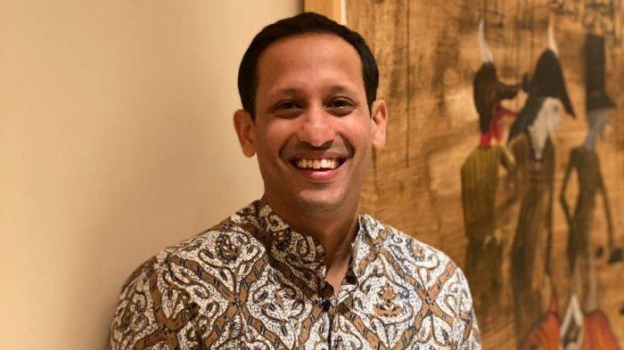 Alasan Nadiem Makarim Jadi Salah Satu Menteri Terbaik Jokowi versi Indo Barometer, Cerdas dan Tegas!