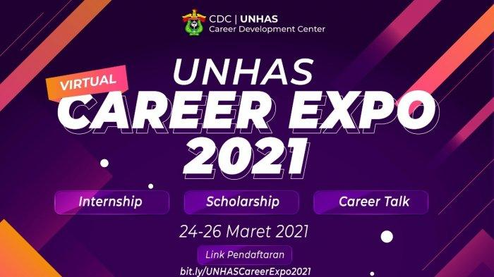 Cari Lowongan Kerja hingga Beasiswa, Kunjungi Unhas Career Expo 2021 via Virtual, Ini 18 Pesertanya? - unhas-career-expo-2021-digelar-oleh-direktorat-alumni-dan-penyiapan-karier.jpg