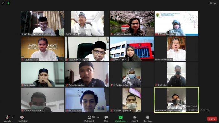 Cara Setop Tampilan Video Orang Lain di Zoom