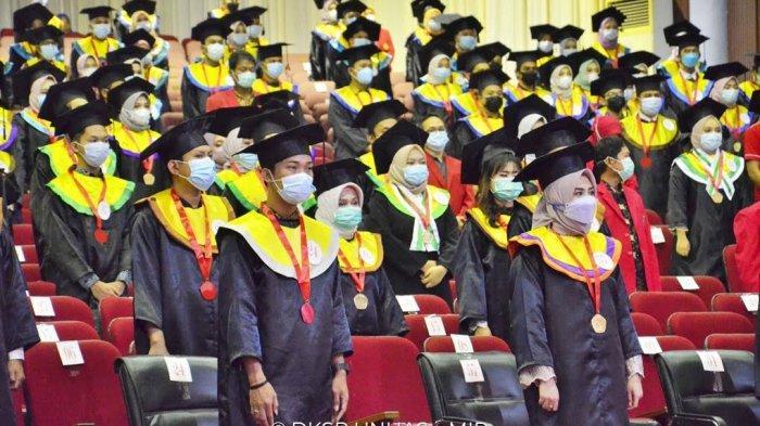 Unhas Kukuhan 446 Wisudawan Periode IV Tahap 1, Fakultas Kedokteran Terbanyak