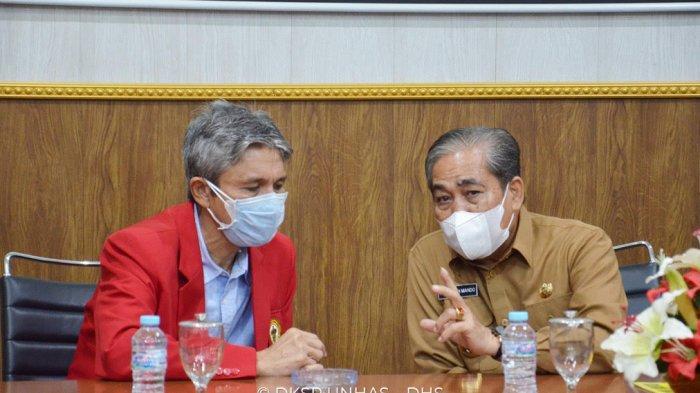 Unhas - Pemkab Sidrap Bimtek Peningkatan Kapasitas Pertimbangan Kerugian Daerah