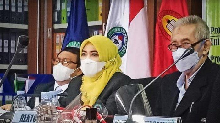 Unimerz Jalani Asesmen Lapangan Akreditasi Institusi dari BAN PT