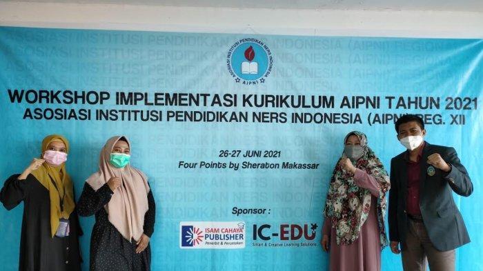 Unimerz Ikut Workshop Implementasi Penyususan Kurikulum NERS AIPNI Regional XII