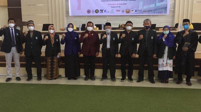 Unimerz Gelar Pengambilan Sumpah Lulusan Profesi Ners, Dirangkaikan Kuliah Tamu