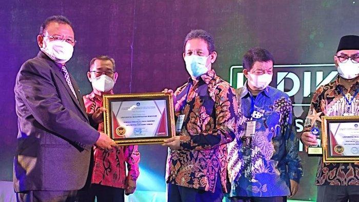 Unismuh Makassar Raih Empat Penghargaan LLDIKTI9 Awards 2021
