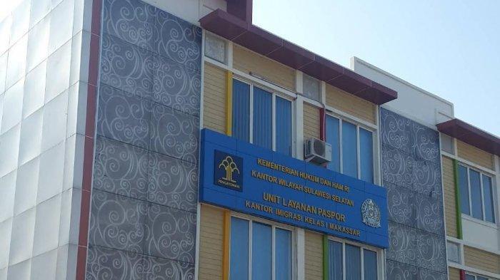 Kanim Makassar Tutup Layanan Paspor di Jalan Sultan Alauddin