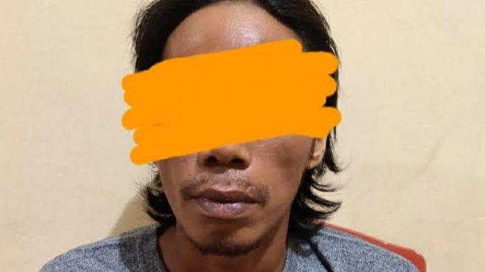 Polsek Sarudu Pasangkayu Tangkap Pencuri Laptop di Dusun Sidomukti