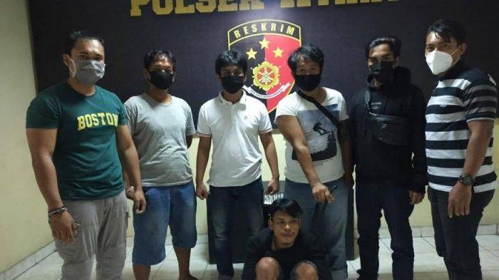 Ditangkap Bawa Sajam di Palopo, Ternyata Wendi Juga DPO Kasus Pencurian dan Pengniayaan