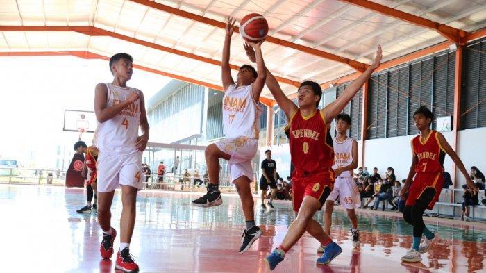 Universitas Ciputra School of Business Makassar Gelar UC Makassar Basketball Exhibition