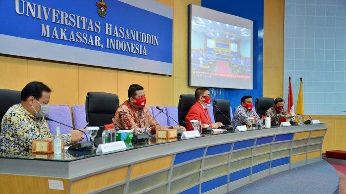 Bahas Pilkada Serentak, FISIP Unhas, DKPP RI, dan AIPI Makassar Gelar Seminar Nasional