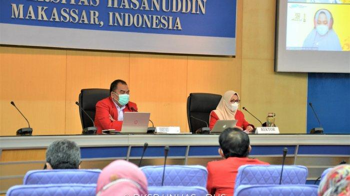 Unhas Makassar Ikut Evaluasi SNI Award 2021