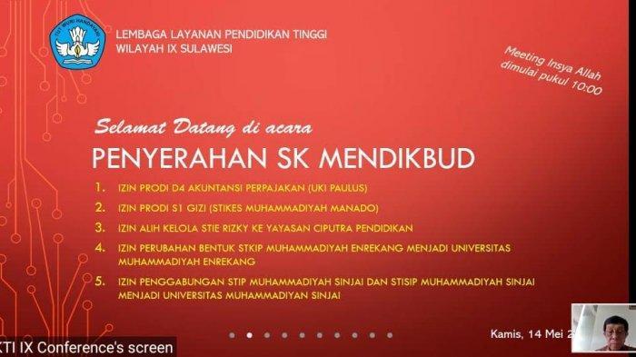 UKI Paulus Buka Prodi Baru, Satu-satunya di Indonesia Timur