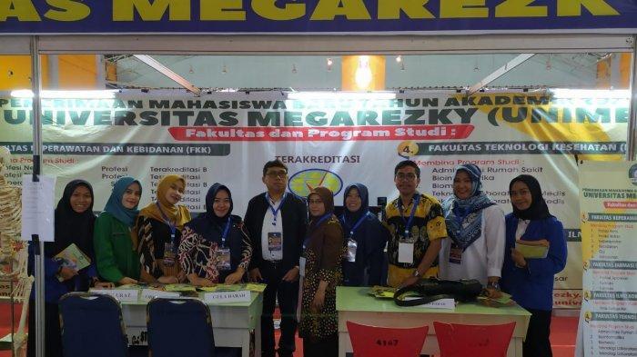 Unimerz Ikuti Pameran Pendidikan LLDIKTI IX di CCC Makassar
