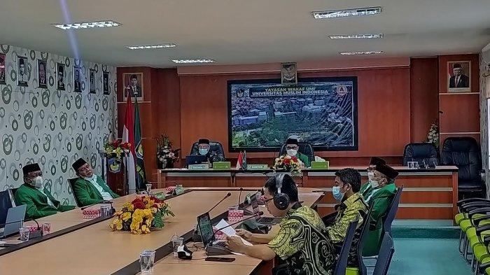 UMI Gelar Diskusi Peradaban, Bahas Sejarah Masuknya Suku Bugis Makassar ke Malaysia
