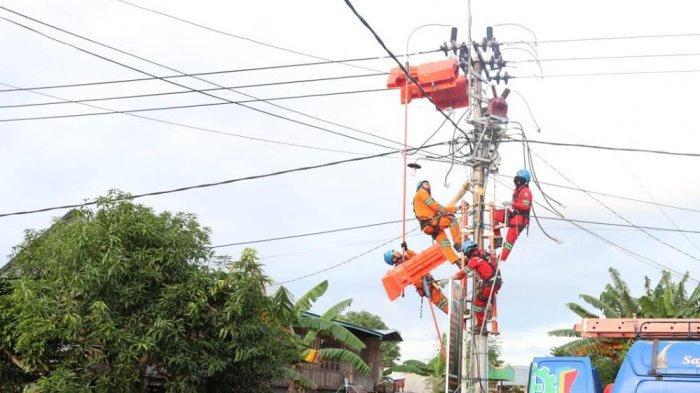 Jaga Listrik Tanpa Padam, PLN Terjunkan 32 Personel ke Parepare dan Mamuju