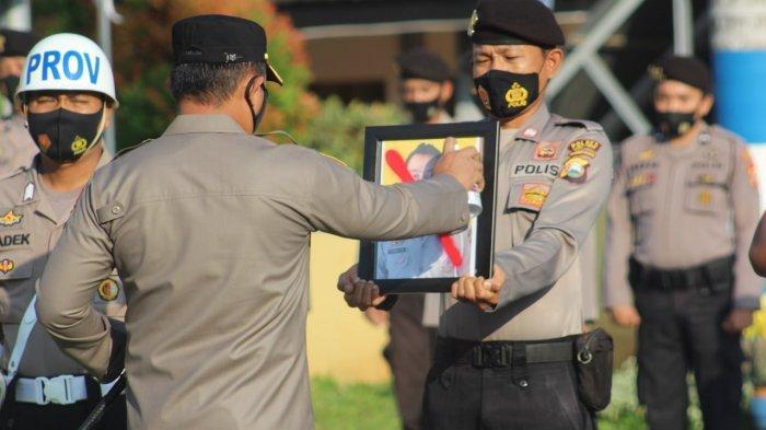 Lagi, Anggota Polres Luwu Timur Dipecat, Kapolres AKBP Indratmoko: Semoga Ini yang Terakhir